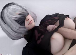 sfm porn android 2b titfuck