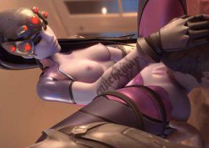Overwatch 3D porn video