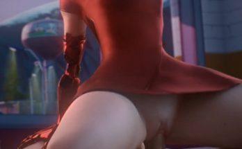 Fortnite Demi 3D hentai