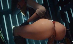 Ashe overwatch 3d hentai