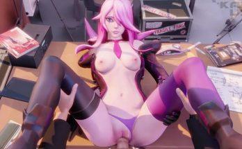 League of Legends 3D PORN Katarina