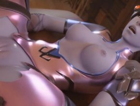 Tight anal with Widowmaker - Overwatch 3d porn