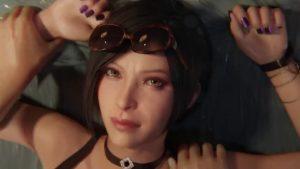 Ada Wong 3D hentai video